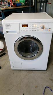 Miele w 5903 Front load washing machine
