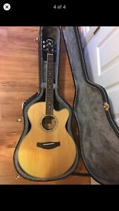 Yamaha CPX500III With Case