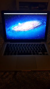 """2011 13 """" MacBook Pro - great condition Belmont Belmont Area Preview"""