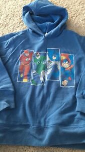 DC comics hoodie size small