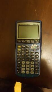 ti 83 plus calculator