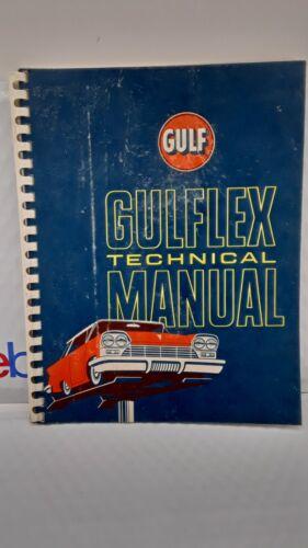 Gulf Oil Gulflex Technical manual 1963