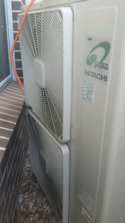 Hitachi Ducted Air Conditioning unit