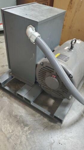 Steelman Rotary 40 HP Rotary Phase Converter