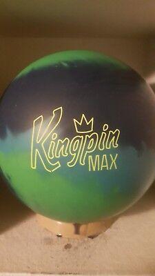 15lb Brunswick Kingpin Max Bowling Ball NEW!
