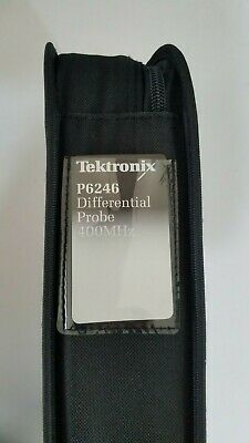 Tektronix P6246 Differential Probe 400 Mhz New