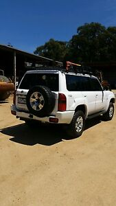 2004 nissan patrol Bairnsdale East Gippsland Preview
