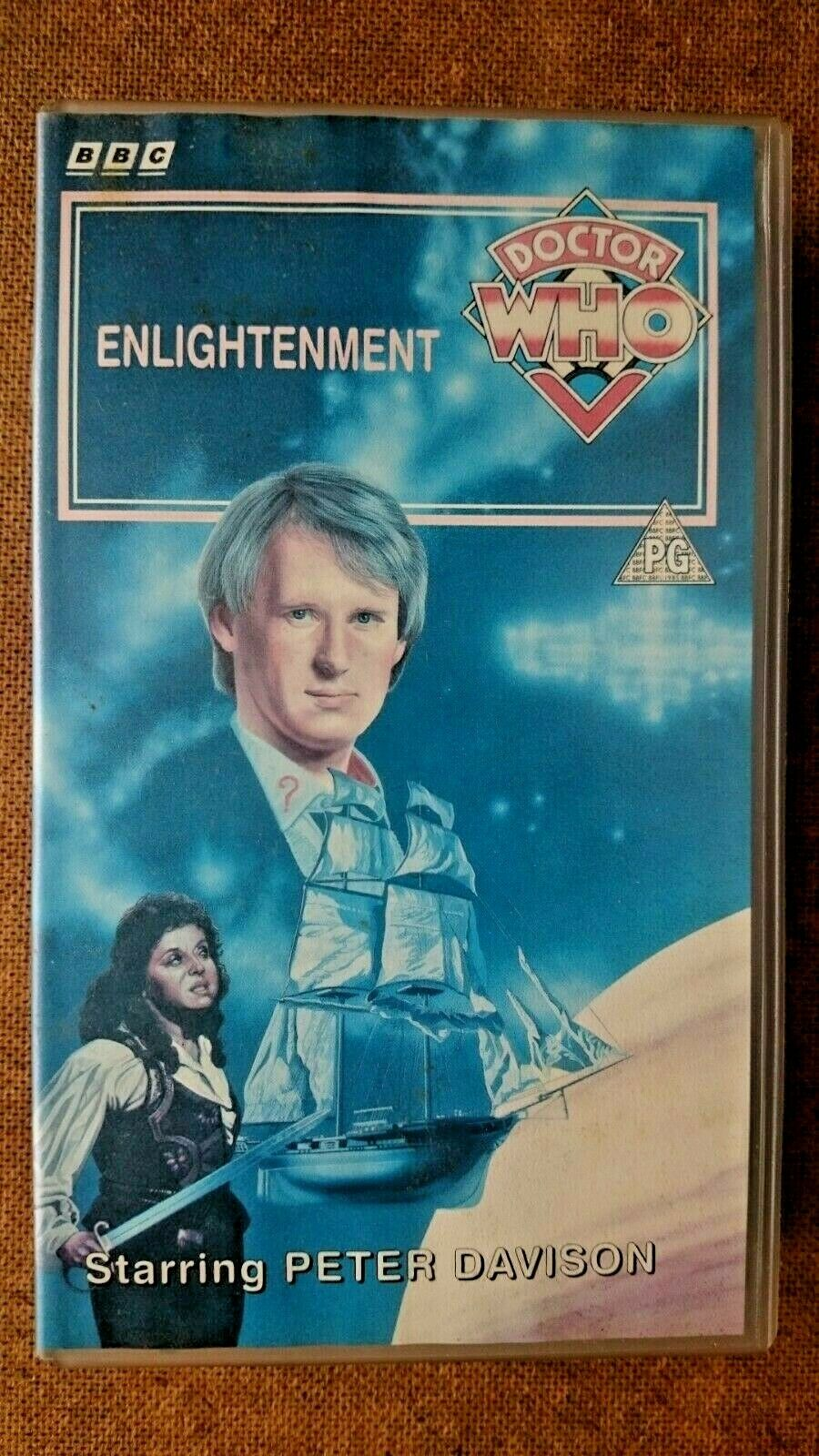 Doctor Who Enlightenment  (VHS)