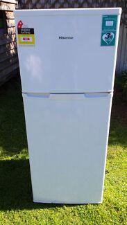 Hisense 221 litre  fridge freezer delivery... Port Adelaide Port Adelaide Area Preview