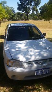 HYUNDAI ACCENT MUST GO North Perth Vincent Area Preview