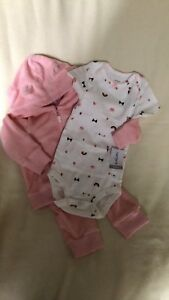 BRAND NEW CARTER'S OUTFITS.
