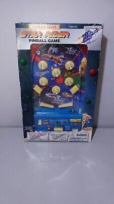 1996 Star Trek Star Rider Pinball Game by Soma