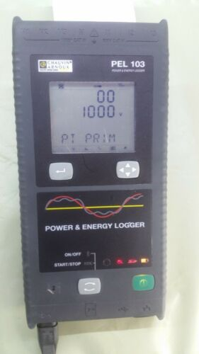 Chauvin Arnoux pel103  power & energy logger power 110-250v