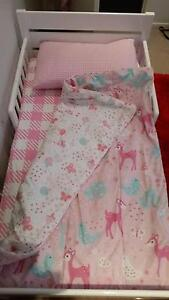 2 Wooden toddler beds with drawers inc. Mattresses New Farm Brisbane North East Preview