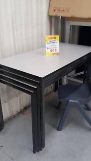 Steel Frame Tables