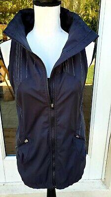 Lululemon Black vest size 10