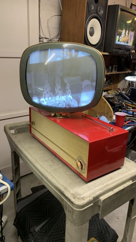 Vintage 1950's Philco Predicta Television
