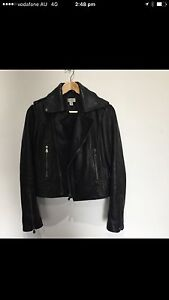 Witchery Lamb Leather size S Cronulla Sutherland Area Preview