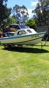 Fishing Boat Half Cabin Yarra Ranges Preview
