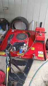 Quadtopper slasher mower (for towing) Maroochy River Maroochydore Area Preview