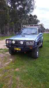 1996 Toyota LandCruiser Wagon Darling Downs Serpentine Area Preview