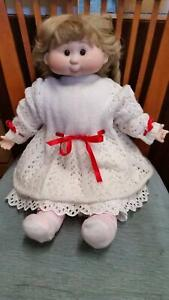 Cabbage Patch Doll - Porcelain
