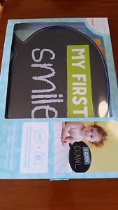 Baby milestone chalk board Meadowbrook Logan Area Preview