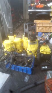 Karchers galore !!!! Cheap  West Swan Swan Area Preview