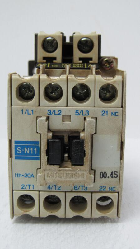 MITSUBISHI MAGNETIC CONTACTOR S-N11