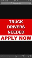 Class 3 our 1 drivers needed