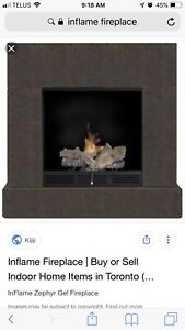 InFlame Indoor Fireplace