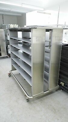 Innovive Ivc Rat Double 6 Row 4 Column 48 Cage Rodent Housing Rack System