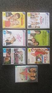 Collection of dvds Surfers Paradise Gold Coast City Preview