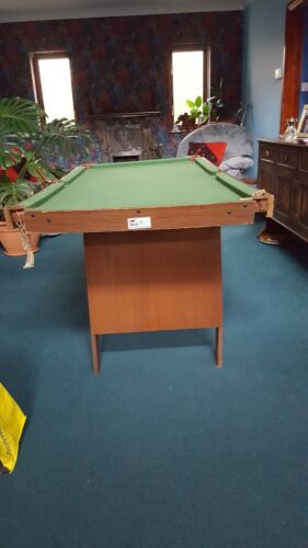 Snooker table 3'1