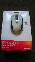 Usb Wireless Mouse, Microsoft, New South Yarra Stonnington Area Preview