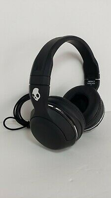 Skullcandy Hesh 2 Bluetooth Wireless Headphones - Black - Good tested
