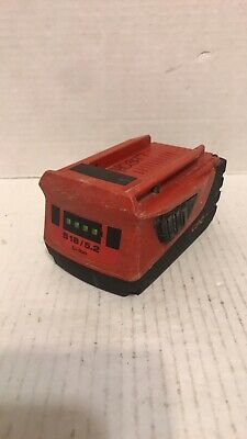 Hilti B 185.2 Ah Li-ion Battery Pack 21.6v Lightly Used Works Perfectly