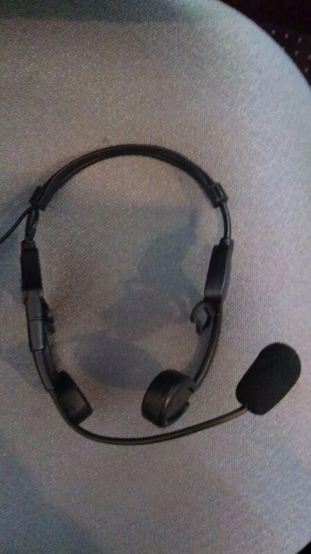 Motorola Temple Transducer Headset