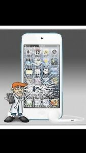 Repair Fix Replace screen LCD iphone samsung LG glass charge