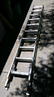 Extension ladder WERNER  6MTRS