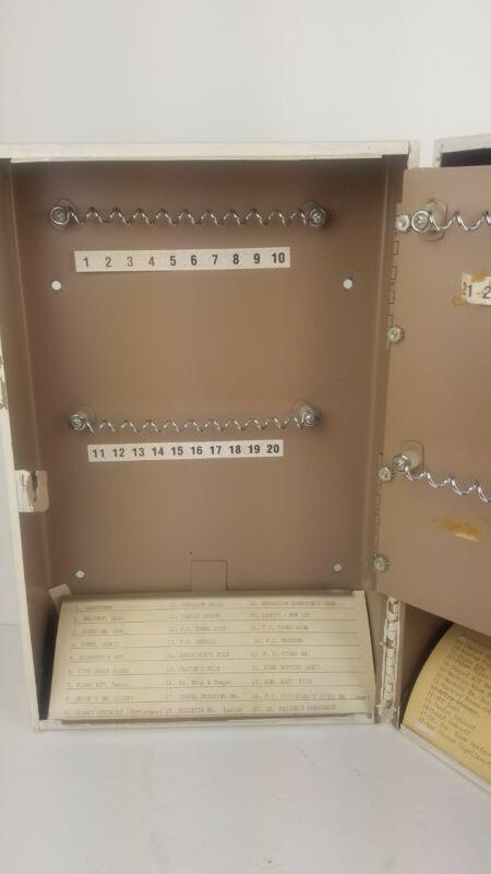 Key Cabinet Lock Box 80 Wall Mount