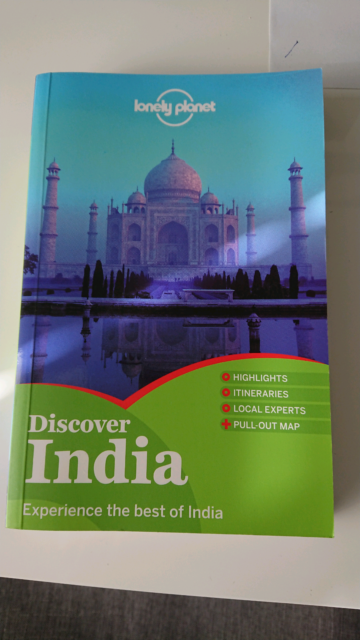 Lonely Planet Discover India Travel Guides Gumtree Australia