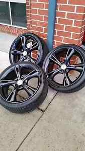 Fpv gt 335 rims and new tyres..! Pakenham Cardinia Area Preview