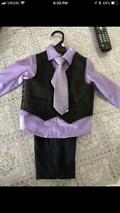 Baby suit for dressy occasions
