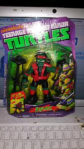 Nickelodeon teenage mutant ninja turtles firgure raphael Bullsbrook Swan Area Preview