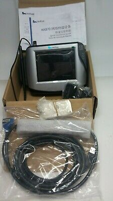 Verifone Mx870 Credit Card Terminal - New In Box With Accessories - See Descrp.