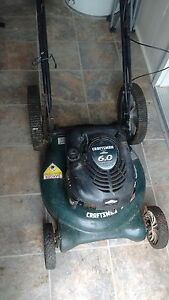 CRAFTSMAN lawnmower for sale $150.00 OBO