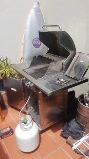 BBQ - Cucina Professional 2 with side burner Maroubra Eastern Suburbs Preview