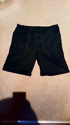 Mens nike dark grey hurley dri fit shorts small bnwot.
