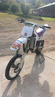 YAMAHA YZ 80 Port Macquarie 2444 Port Macquarie City Preview
